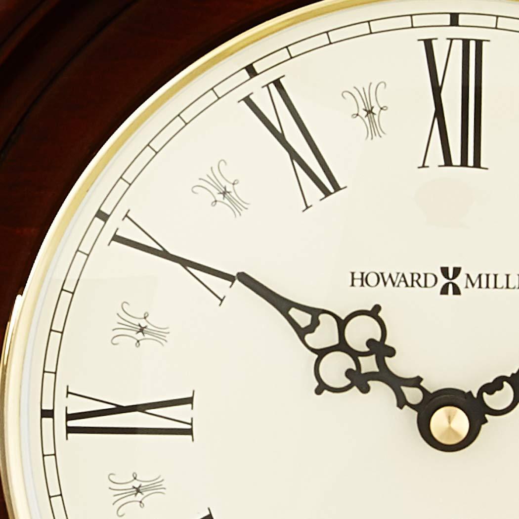 Howard Miller 635-107 Burton II Mantel Clock 635107