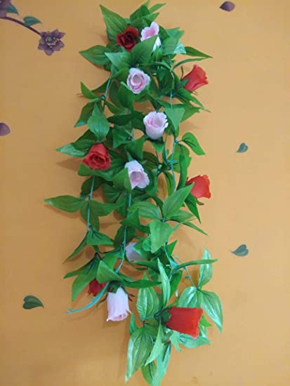 Buy Ar Artificial Leaves For Decoration Wall Home With Flowers