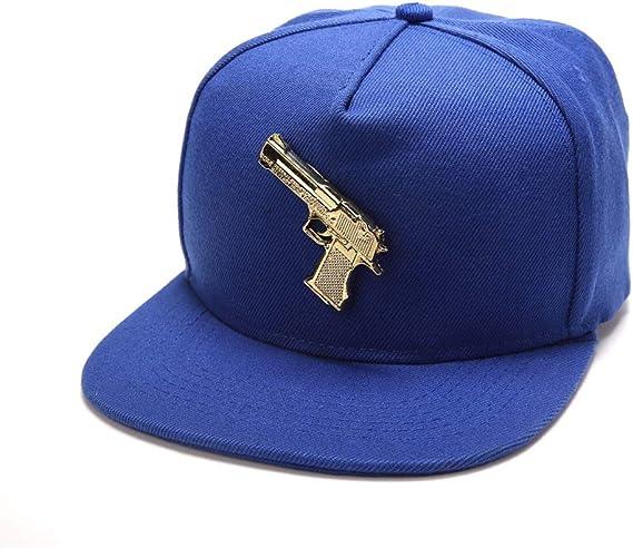 sdssup Original Pistola Pistola Estilo algodón Hip Hop Gorra Plana ...