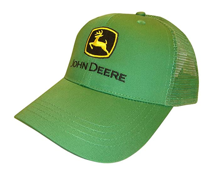 2927462d297 Image Unavailable. Image not available for. Color  John Deere Trucker Hat  Green