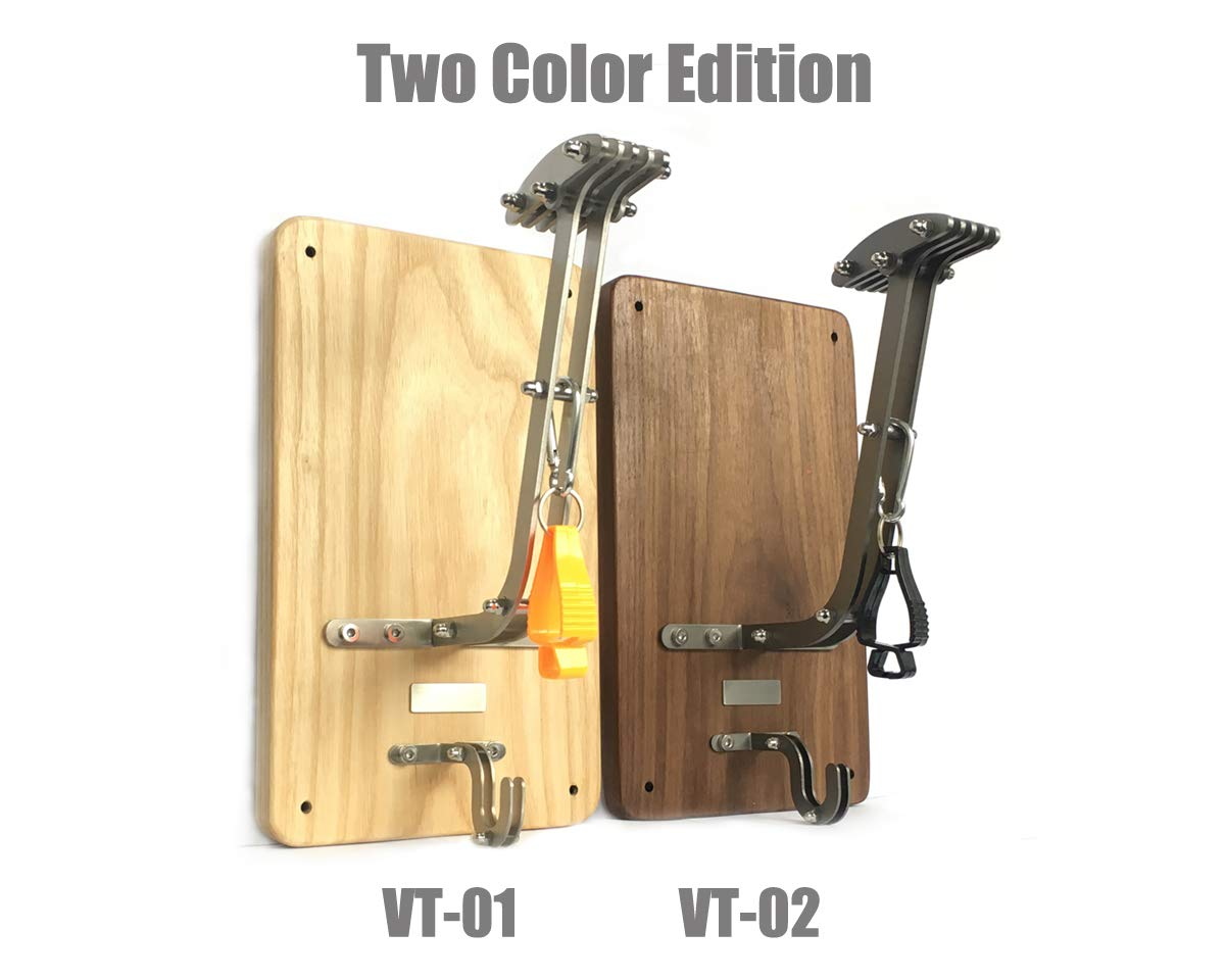 Soporte para casco y perchero de pared - VT-01 Helmet Hanger ...