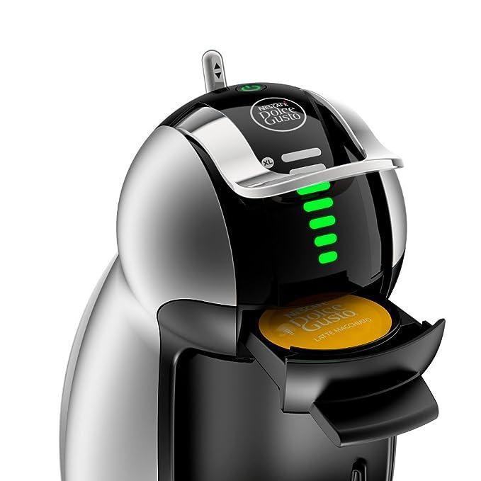 DeLonghi Dolce Gusto Genio 2 EDG466.S - Cafetera de cápsulas, 15 ...