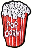 POP CORN Cooking Chef Kid Baby Jacket T-shirt Patch Sew Iron on...