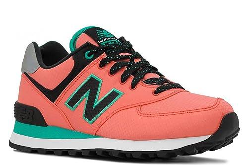best service 61e0c 4f07f New Balance Wl 574 Wbg: Amazon.co.uk: Shoes & Bags