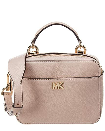 bee4235b3bf7 MICHAEL Michael Kors Mott Mini Pebbled Leather Crossbody 32T8GF5C0L-187
