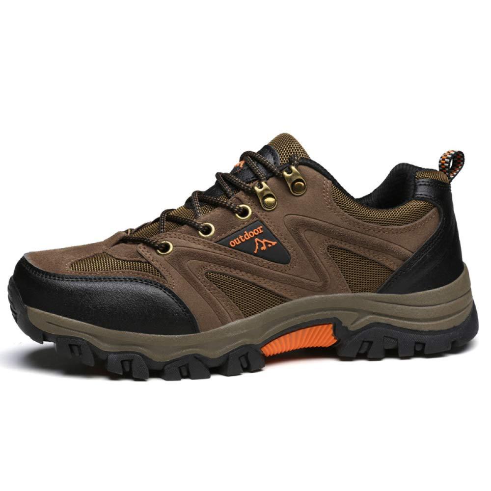 Herren Wanderschuhe Laufen Gehen Beiläufig Atmungsaktiv Turnschuhe Bergsteigen Reisen Camping Schuhe