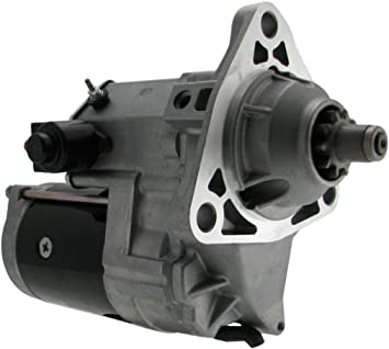 NEW STARTER MOTOR FITS PETERBILT 357 378 379 386 387 389 CUMMINS ISX 428000-519