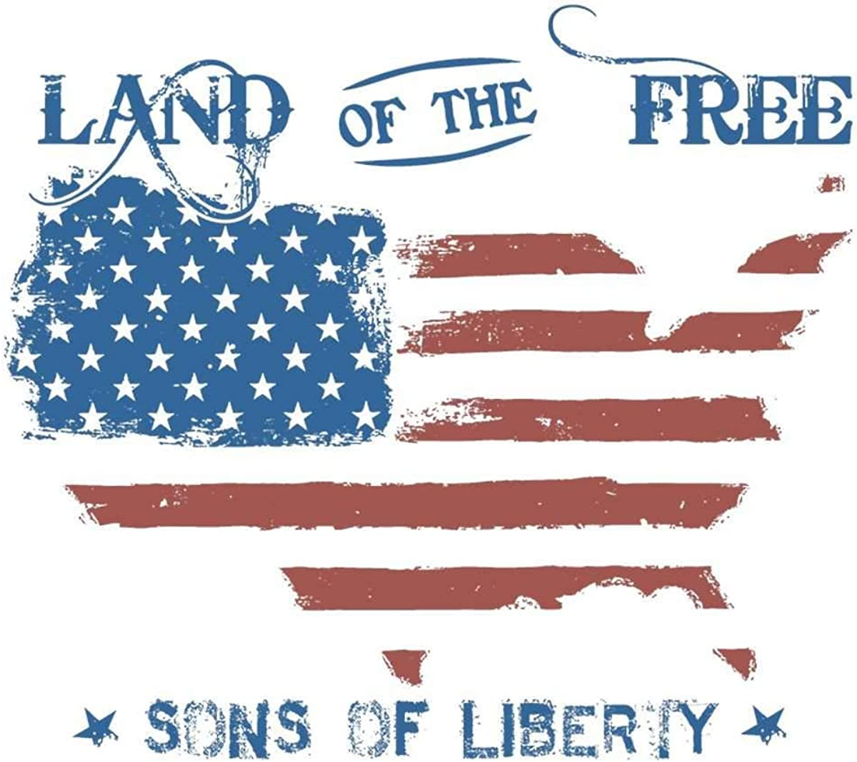 Land of The Free Sweatshirt Sons Of Liberty Hoodie