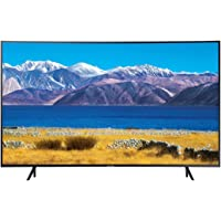 Samsung 65 Inch 4K UHD Smart TV with Built-in Receiver and Remote Control, Black - UA65TU8300UXEG