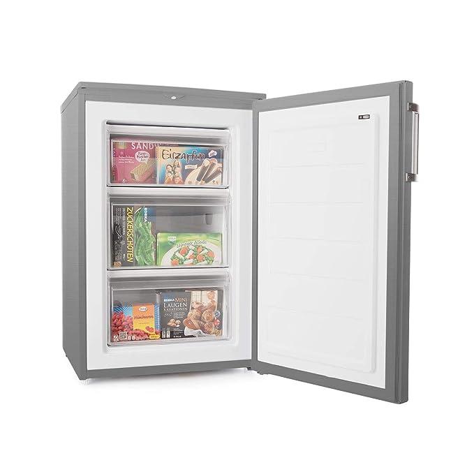 20 opinioni per KLARSTEIN Garfield XL Eco + • Congelatore • 80 L • 3 Cassetti • Altezza