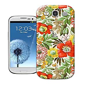 BY SHICASE All Kind Of Painting Flowers Pressure-Proof Tpu Material Hard Case For Samsung Galaxy s3