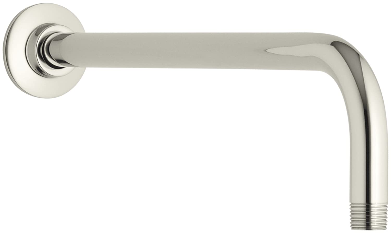 KOHLER K-10124-BN Right Angle Showerarm Vibrant Brushed Nickel