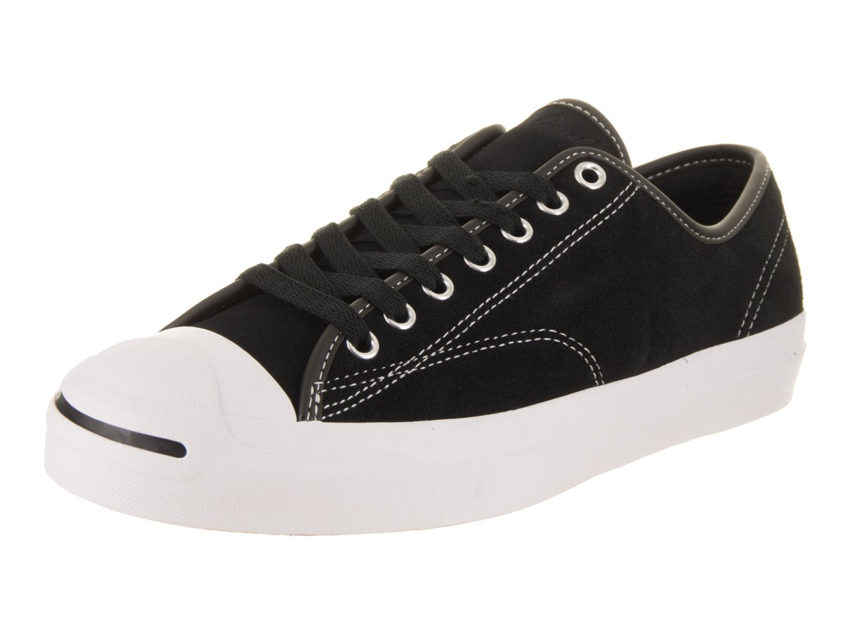 Converse Unisex JP Pro Ox Black/Black/White Skate Shoe 8.5 Men US/10.5 Women US