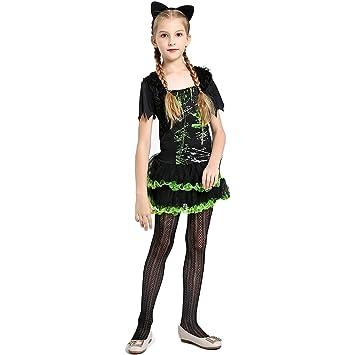 Sairain Vestido De Princesa De Catwoman De Halloween ...