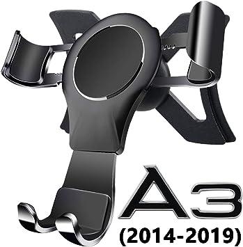 Soporte Movil Coche para Audi A3 / S3, 360 Rotatable Car Phone ...