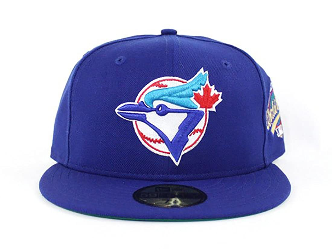 New Era Toronto Blue Jays 1993 World Series 59Fifty Fitted Hat in Blue
