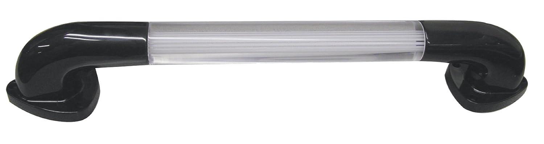ITC 86460-BK//CL-DB Economical Illumagrip III 18 Assist Handle with Light