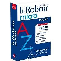 Le petit Robert micro poche