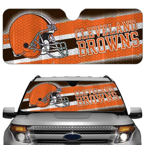 NFL Cleveland Browns Auto Shade product image