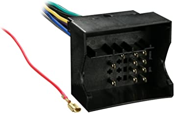 metra 70 9003 radio wiring harness for audi bmw vw 2002 up corvette wire harness bmw 528i wire harness replacement #2