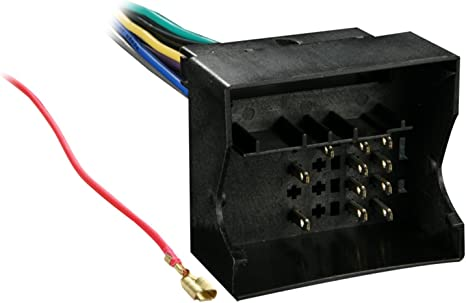 Metra 70-9003 Radio Wiring Harness for Audi/BMW/VW 2002-Up on vw alternator wiring, figure 8 cat harness, 68 vw wire harness, vw bus wiring location, 2001 jetta dome light harness, vw coil wiring, vw ignition wiring, vw wiring kit, vw starter wiring, vw engine wiring, vw headlight wiring, dual car stereo wire harness, goldfish harness, vw wiring diagrams, vw bus regulator wiring, vw beetle carburetor wiring, besi harness,