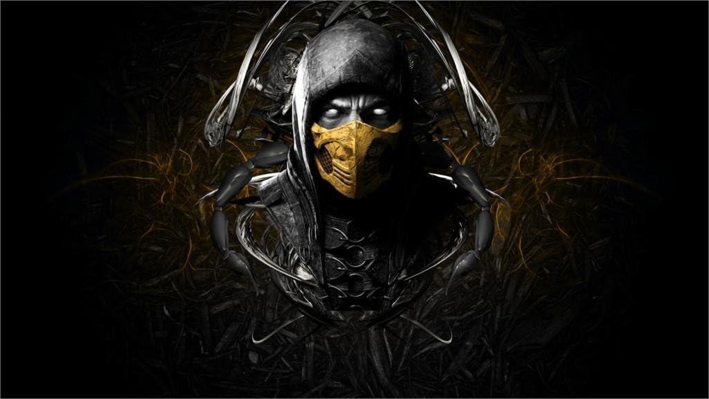 Amazon Com Da Bang Mortal Kombat X Scorpion Ninja 20x30 Inch