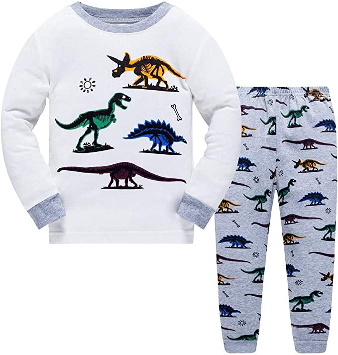 Tiger Shark Boys Girls Pullover Sweaters Crewneck Sweatshirts Clothes for 2-6 Years Old Children