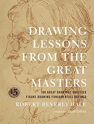 Drawing Lessons from the Great Masters -