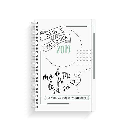 Doodle II Life Planner | A5 | Organice su Agenda con estilo ...