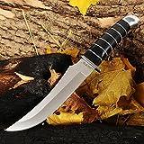 Grand Way Camping Knife - Large Bushcraft Fishing