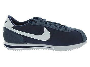 premium selection 7918e 4ecdf Amazon.com: Nike Cortez '07 Nylon (PS) Navy: Shoes