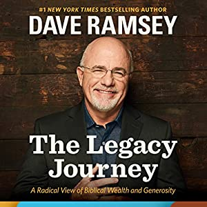 The Legacy Journey Hörbuch