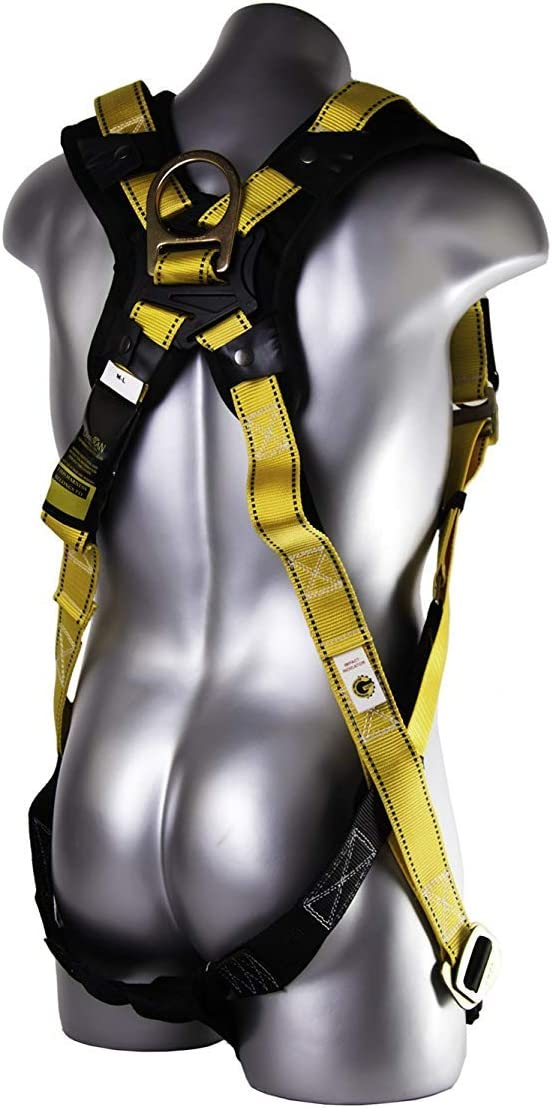 Guardian 11164 Seraph 5 Points of Adjustment Harness Size M-L// 2 Pack