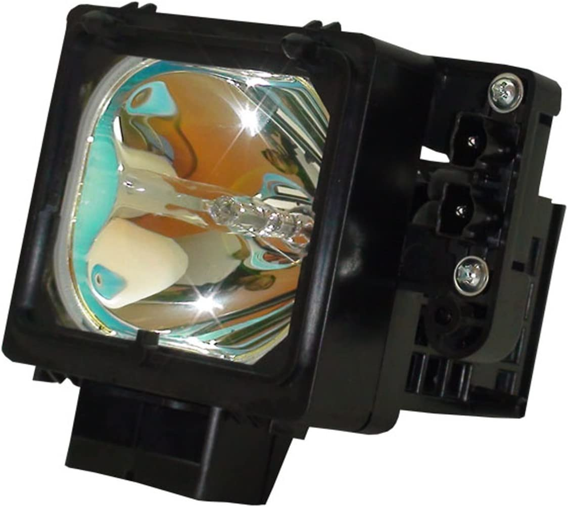 1 Year Warranty Original Philips Lamp /& Housing for the Sony KDF-E55A20 TV