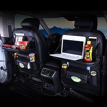 Auto Klapptisch.Autositz Aufbewahrungstasche Hängende Tasche Auto Klapptisch