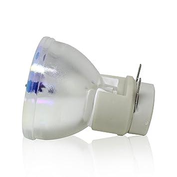 Bombilla proyector P-VIP 230/0.8 E20.8 para BENQ W1100 W1200 W1200+ MP670 W600 W600 + MP626 MP576 XD250U XD250UG, Vivitek D791ST D792STPB D795WT ...