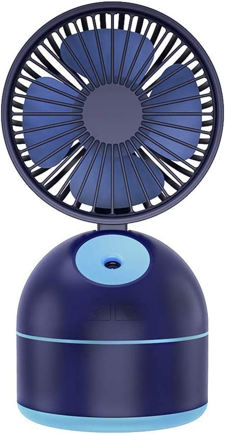 卓上扇風機 ミストファン加湿機能を付き