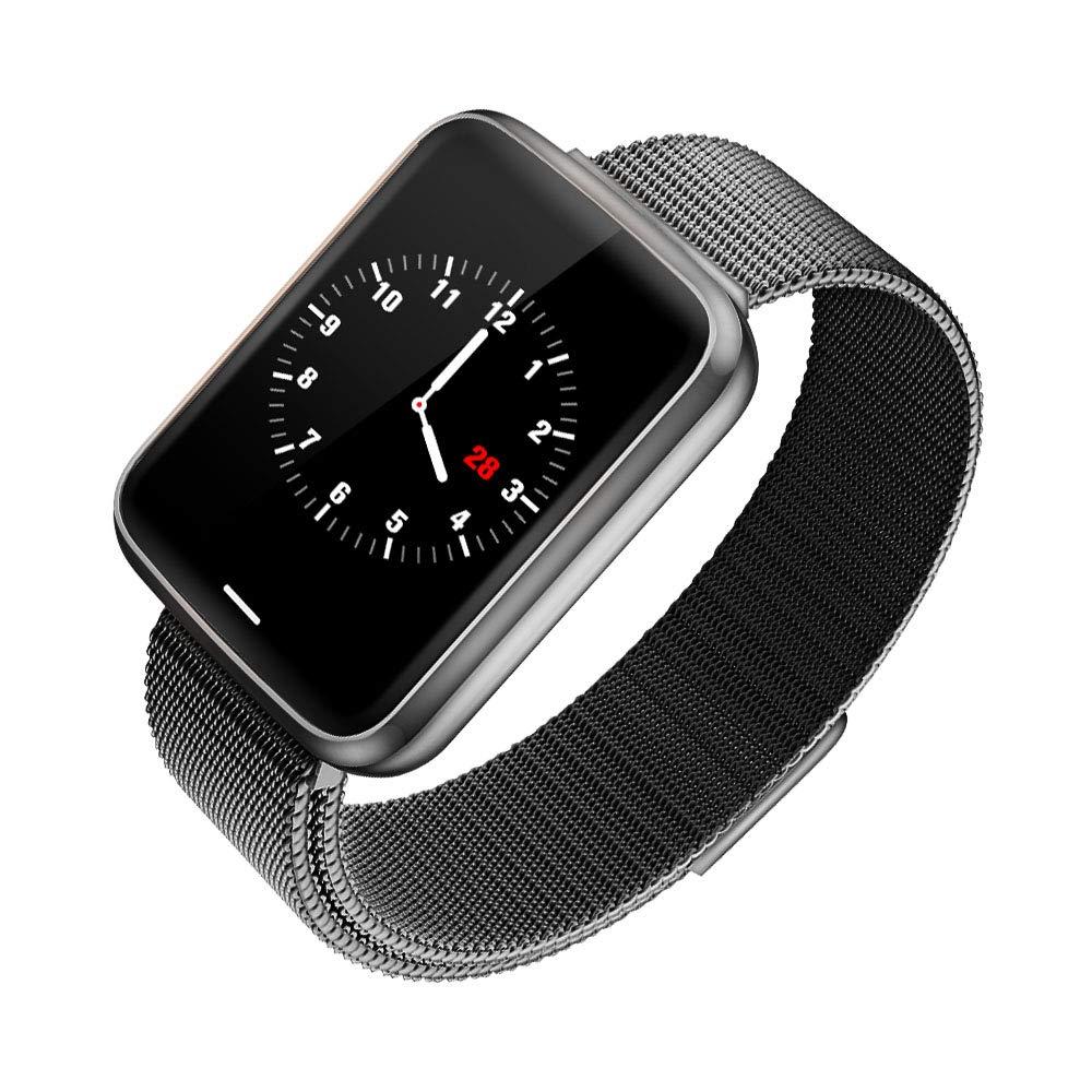 Chriffer Reloj Inteligente Smartwatch IP67 Impermeable Pulsera ...