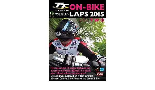 TT 2015 On-bike Laps Vol 2 [Reino Unido] [DVD]: Amazon.es ...