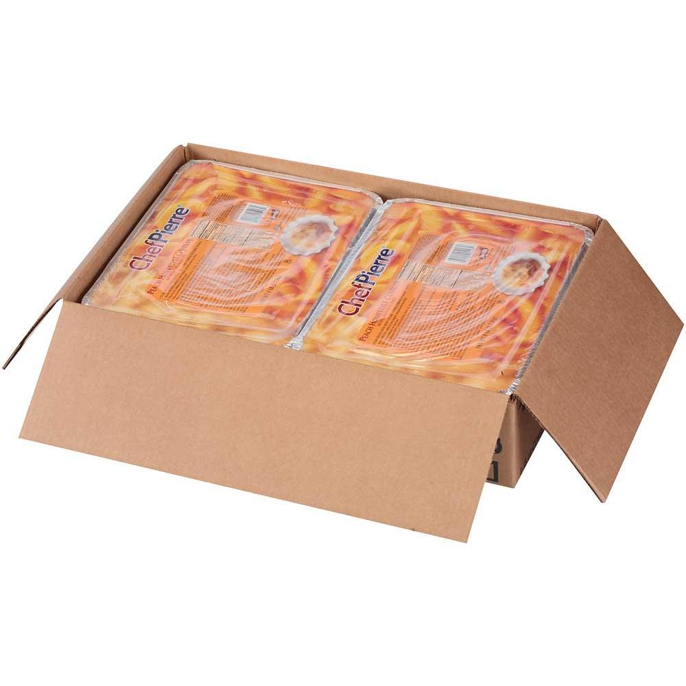 Sara Lee Chef Pierre Homestyle Peach Cobbler, 6 Pound -- 4 per case.