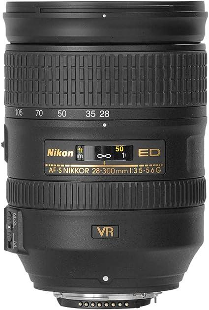 Nikon Af S 28 300 Mm 1 3 5 5 6g Ed Vr Kamera