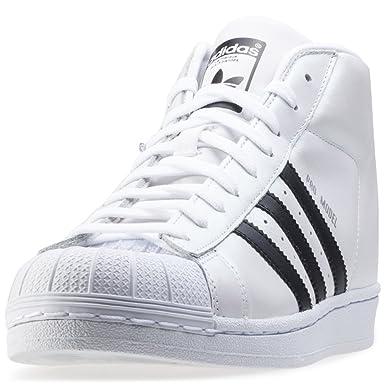 adidas Superstar 80s chaussures ,Blanc et Noir ,40 EU