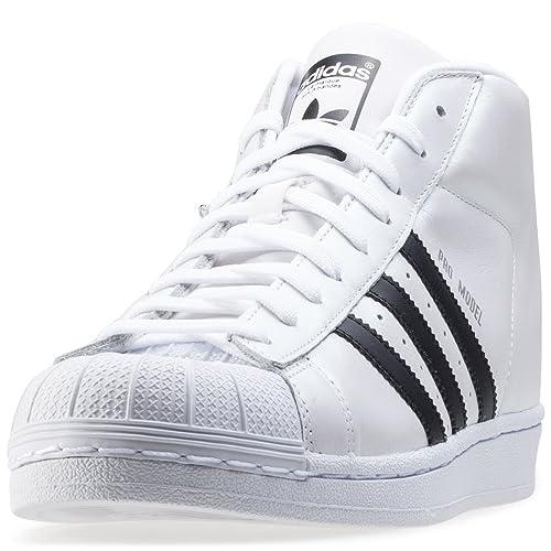 adidas Promodel Scarpa 7,0 white/black