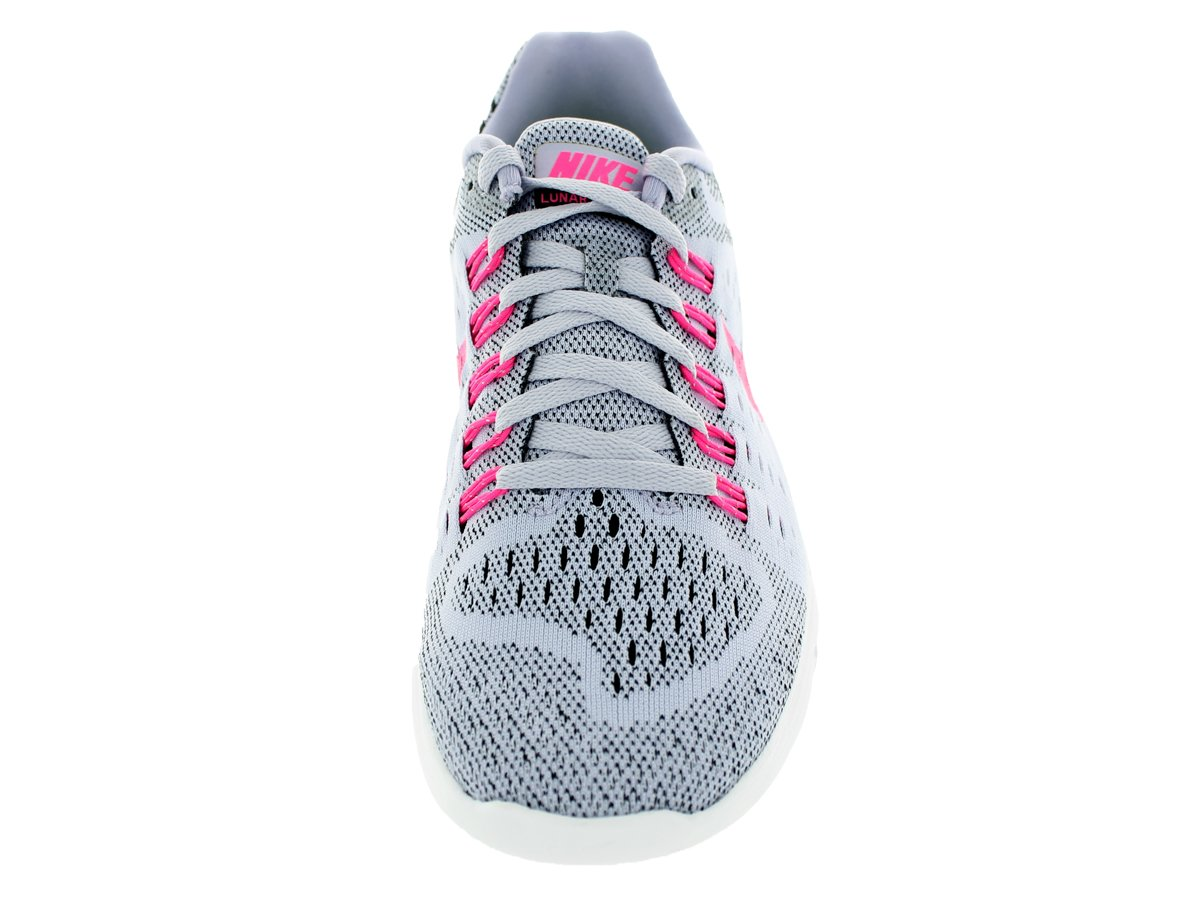 super popular cb4f0 52102 Nike Women s Lunar Tempo Tempo Running Shoes Titanium Women Lunar Black  White Pink Pow c1ba5fe - seo-serf.online