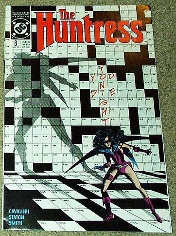The Huntress No. 8 Nov (A Bad Seed)