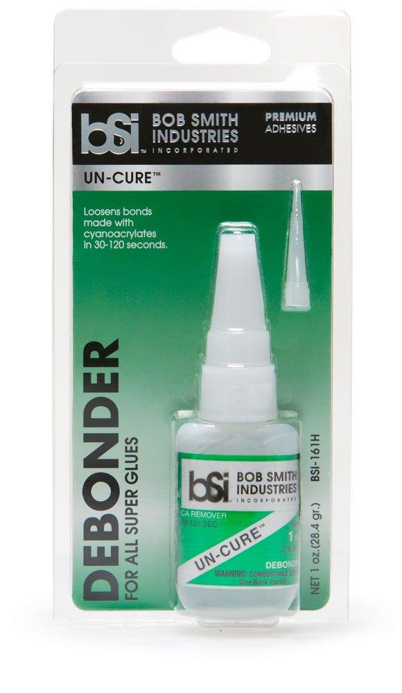 Bob Smith Industries BSI-161H UN-CURE Super Glue Debonder, 1 oz. by Bob Smith Industries