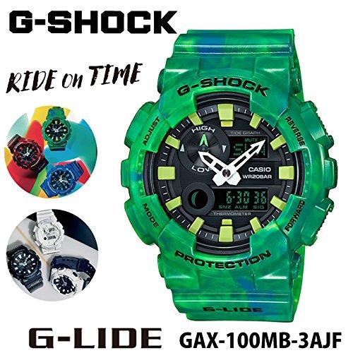 G-SHOCK G-LIDE GAX-100MB-3AJF