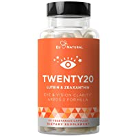 TWENTY20 AREDS 2 Eye Vitamins – Macular Health, Eye Strain, Dry Eye and Vision Health...