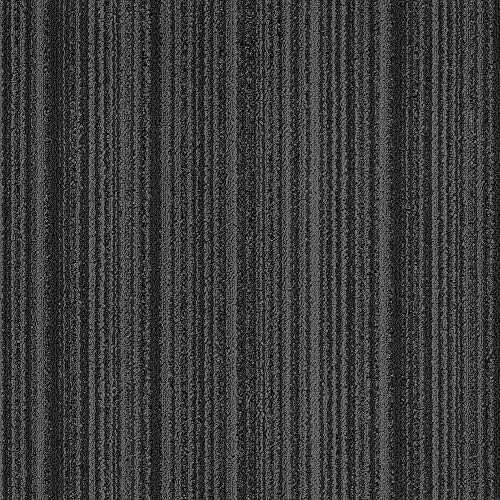 All American Carpet Tiles Victory Residential and Commercial 23.5 x 23.5 Easy to Install Do It Yourself Peel and Stick Carpet Tile Squares - 9 Tiles Per Carton - 34.52 Square Feet Per Carton (Slate)