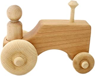 product image for Camden Rose Wooden Toddler Tractor